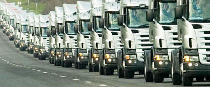 Выбрать и купить седельный тягач или грузовик с пробегом прямо со смартфона